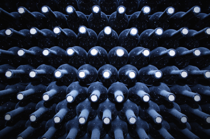 wine bottles 000009281024