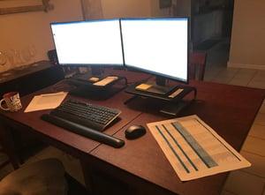 Tekmar Home Office